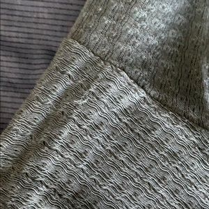 Altar'd State Dresses - Altar'd State Mint Long Sleeve Dress